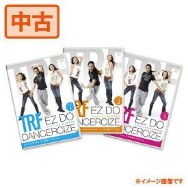 【中古】TRF イージー・ドゥ・ダンササイズ EZ DO DANCERCIZE DVD3枚セット Disc1〜3 ダンスエクササイズ【クリックポスト】【代引のみ送料別】【RP】