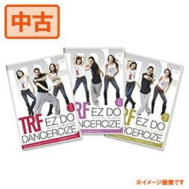 【中古】TRF イージー・ドゥ・ダンササイズ EZ DO DANCERCIZE DVD3枚セット Disc5〜7 2ndエディション ダンスエクササイズ【クリックポスト】【代引のみ送料別】