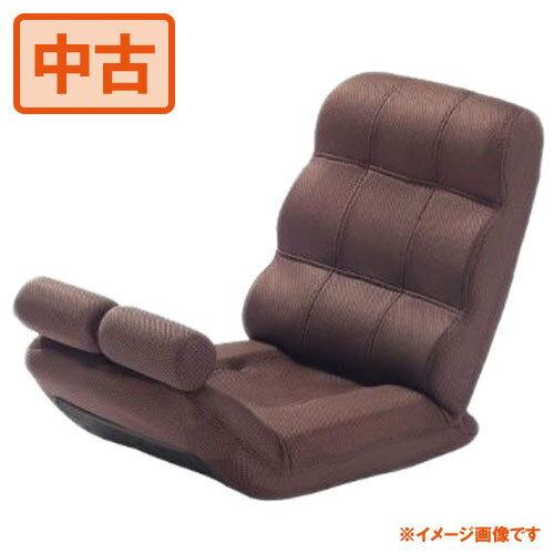 【中古】ミズノmizuno じつは!腹筋くんDX ダークブラウン 座椅子型腹筋台
