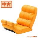 【中古】ミズノmizuno じつは!腹筋くんDX イエローゴールド オレンジ 座椅子型腹筋台【10P03Dec16】【楽天カード分割】