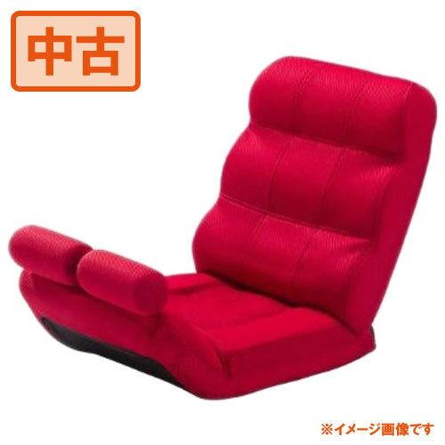 【中古】ミズノmizuno じつは!腹筋くんDX レッド 座椅子型腹筋台