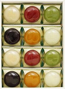 渋谷西村 国産フルーツゼリー (12個入) 【 国産のフルーツ原材料から 果肉感 たっぷりの6種類の フルーツゼリー を作りました 】 贈答用 ギフト 送料込み