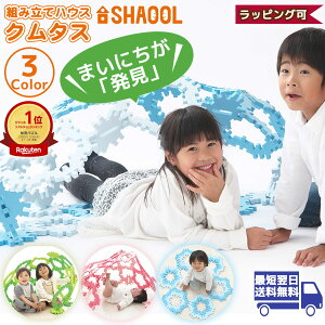 【52H限定10%OFFクーポン】NHK おはよう日本 まちかど情報室 クムタス 組み立て立体 ブロック ハウス玩具 シャオール | 組み立てパズル 立体パズル 大きいブロック 作る 迷路 3歳 4歳 5歳 幼児 キ