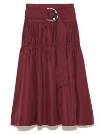[Rakuten Fashion]【SALE/57%OFF】リバーシブルラップスカート SNIDEL スナイデル スカート スカートその他 レッド ブラック ピンク【RBA_E】【送料無料】