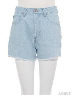snidel denim shorts Sneijder pants / jeans