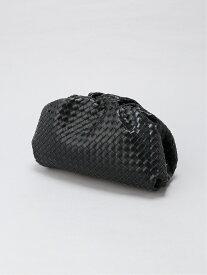 [Rakuten Fashion]【SALE/45%OFF】ギャザークラッチバッグ SNIDEL スナイデル バッグ クラッチバッグ ブラック ブラウン ホワイト【RBA_E】【送料無料】