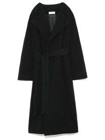 [Rakuten Fashion]ウールカシミアコート SNIDEL スナイデル コート/ジャケット コート/ジャケットその他 ブラック ホワイト ブラウン【先行予約】*【送料無料】