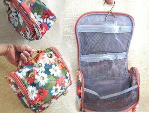 旅行にも便利なコスメポーチ吊り下げられるシャワールームやジムに!お風呂バッグにタオルも入る使いやすくて持ち歩きやすい海外旅行に絶対人気!