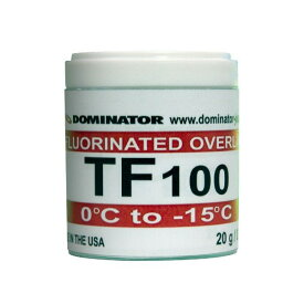 DOMINATOR〔ドミネーターワックス〕 TF100 〔20g〕 パウダー