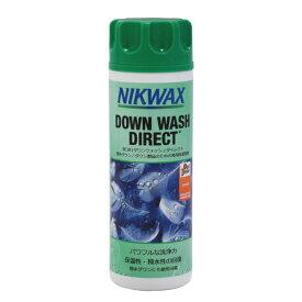 ニクワックス NIKWAX DOWN-WASH DIRECT〔洗濯用洗剤〕 BE1K1 スキー スノーボード
