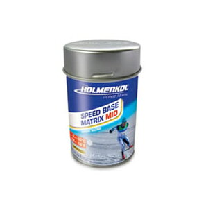 ホルメンコール ワックス HOLMENKOL スピードベースマトリクス MID/24570 パウダー スキー スノーボード スノボ