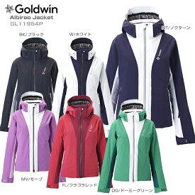 【19-20NEWモデル】GOLDWIN〔ゴールドウィン スキーウェア レディース ジャケット〕<2020>Albireo Jacket GL11954P【F】【送料無料】