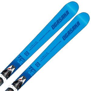 オガサカ ジュニア スキー板 ビンディング セット OGASAKA 19-20 TC-JUNIOR ティーシージュニア TC-JL + SX10 GW + Power Pro Plate 9 取付無料 2020