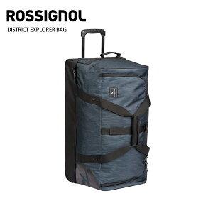 ロシニョール キャスター付バッグ ROSSIGNOL <20-21> DISTRICT EXPLORER BAG RKIB310 送料無料 2021 NEWモデル スキー スノーボード