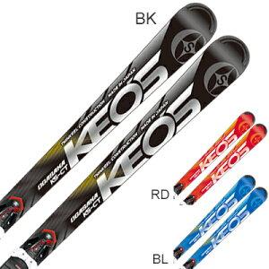 オガサカ スキー板 ビンディング セット OGASAKA 19-20 KEO'S ケオッズ KS-CT + PRD 11 GW 取付無料 2020