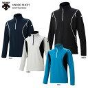 デサント ユニセックス アンダーシャツ ベース DESCENTE〕 <19-20> UNDER SHIRT / DWMOJB62 2020 スキー スノーボー…