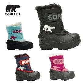 SOREL 〔ソレル ジュニア スノーシューズ〕<2020>Children's Snow Commander NC1960【A】