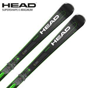 ヘッド スキー板 ビンディング セット HEAD 21-22 SUPERSHAPE E-MAGNUM スーパーシェイプ マグナム + Superflex PR + PRD 12 GW 取付無料 2022 NEWモデル