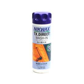 ニクワックス NIKWAX TX.DIRECT WASH-IN 〔強力撥水剤〕 BE251 スキー スノーボード