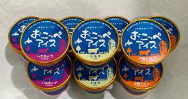 【JA北オホーツク】おこっぺアイス10個セット(送料込)