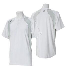 ONYONE(オンヨネ) 2ボタンシャツ メンズ OKJ94759 100(ホワイト)