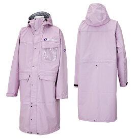 オンヨネ スキー オーバージャケット ポンチョ OVER JACKET メンズ ONJ93999-11 971(ピンク)
