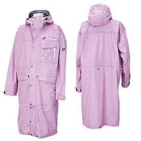 オンヨネ スキー オーバージャケット ポンチョ OVER JACKET メンズ ONJ93999-12 971(ピンク)
