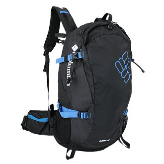★ flight with normal ★ Columbia (Colombia) Eldridge 34 l backpack UU0239 010 (Black) 02P01Jun14