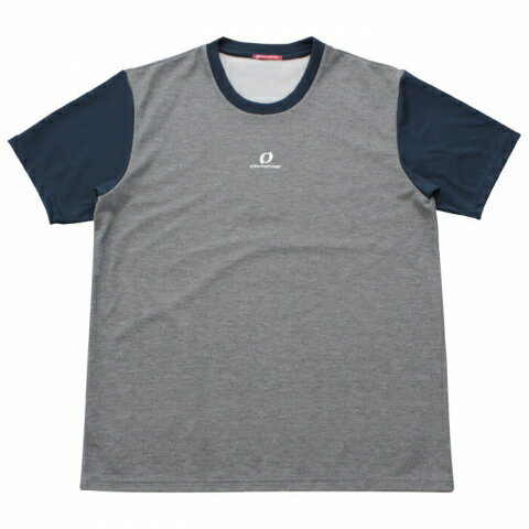 ON・YO・NE(オンヨネ) OKJ90227 ヘザーテックTシャツ 699ネイビー
