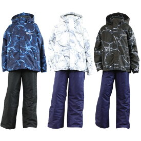 ONYONE(オンヨネ) RES71006 スキーウェア ジュニア 上下セット 小学生 中学生 スノーボードウェア 130 140 150 160