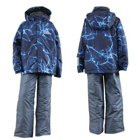 ONYONE(オンヨネ) RES71006D ジュニアスキースーツ(上下セット) 小学生・中学生 スキーウェア ボードウェア 130 140 150 160 雪遊び