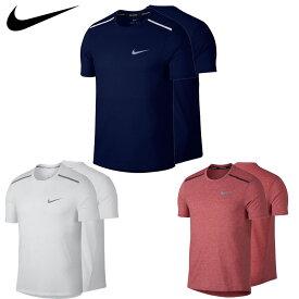 【メール便OK】NIKE(ナイキ) 892814 メンズ Tシャツ ブリーズ テイルウィンド ショートスリーブ トップス ランニング
