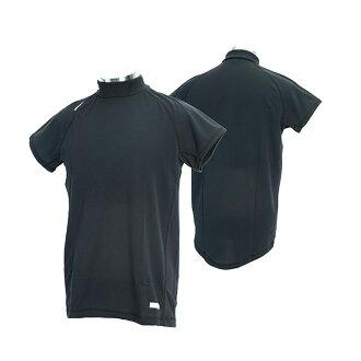 Durability shoulder sleeve ONYONE baseball gear OKA96401 009N on men's sweaters heigratormiddleneckshouldersleeb (black (name.)) 02P31Aug14