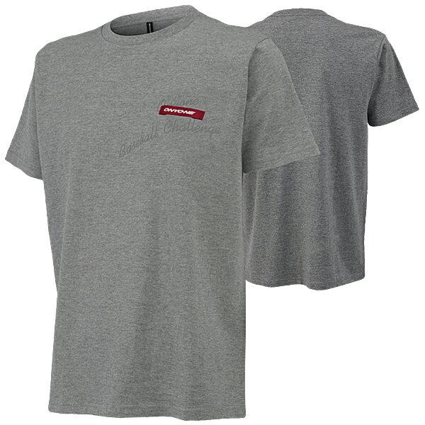 ONYONE オンヨネ コットンTシャツ OKJ99323 003(グレー)