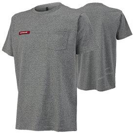 ONYONE オンヨネ ポケットTシャツ OKJ99324 003(グレー)