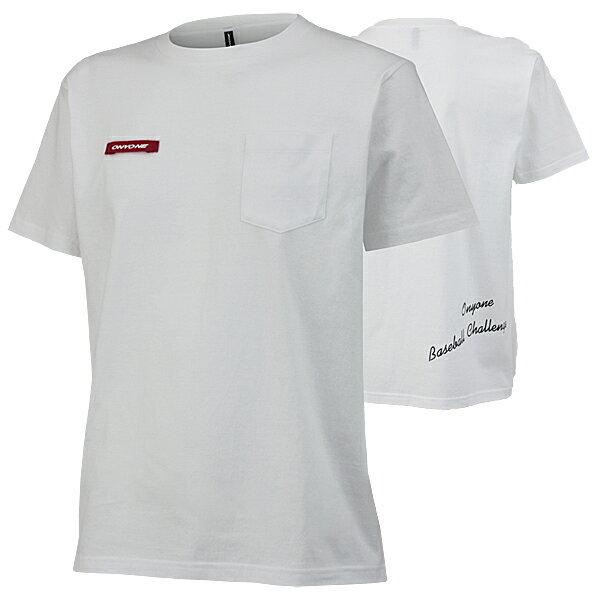ONYONE オンヨネ ポケットTシャツ OKJ99324 100(ホワイト)
