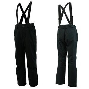 ONYONE(オンヨネ)メンズ レディース スキーパンツ アウターパンツ サスペンダー付き ONP90520 009(ブラック)