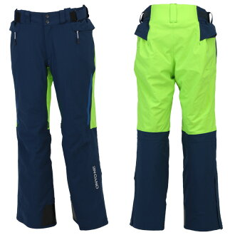 ★用平邮★ONYONE(On Yo Ne)OUTER PANTS外衣裤子ONP99050-1S 688xF353(NAVYxFLIME)