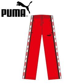 PUMA(プーマ) 822820 ジュニア 裏トリコット ウインドブレーカー パンツ 体育 通学