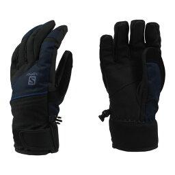 [SALOMON]JP BUFFALO GLOVE M滑雪手套GLO1603 L39420000(BIG BLUE-X/GALET GREY)