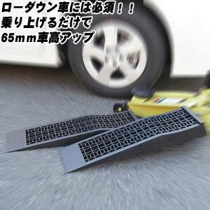 ジャッキクリアランス用プラスロープ ジャッキサポート カースロープ タイヤ交換 ローダウン車に最適ジャッキアシスト お中元