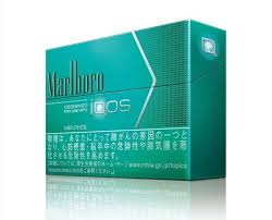 iQOS MENTHOL 500円 10個 + snus 950円 6個