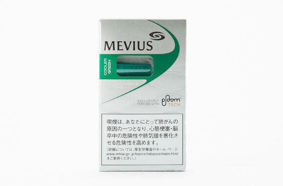 MEVIUS Menthol for Ploom TECH メビウス メンソール フォープルームテック460円 6個+スヌース950円 6個セット
