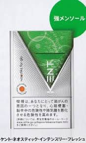 glo グロー 専用 ケント ネオスティック インテンスリー フレッシュ 強烈メンソール420円 10個 +スヌース950円 6個セット