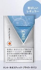 glo グロー 専用 ケント ネオスティック ブライト タバコ 香ばしいレギュラー460円 10個 +スヌース950円 2個セット