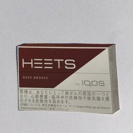 iQOS HEETS DEEP BRONZE アイコス ヒーツ  :10 + snus 950yen:4