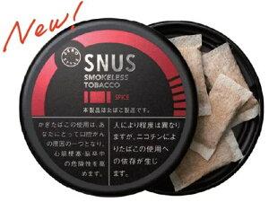 日本たばこ スヌース スパイス9g+キャッチ ミント スリム ホワイト ポーション 16.8g