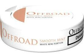 オフロード ホワイト ミント ミニ 6g 10個