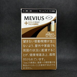 MEVIUS Ploom TECH PLUS メビウス・ゴールド・ロースト・プルーム・テック・プラス :4+snus 950yen:4