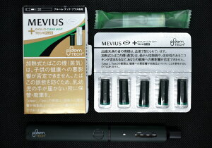 MEVIUS Ploom TECH PLUS メビウス・ゴールド・クリア・ミント・プルーム・テック・プラス :4+snus 950yen:4